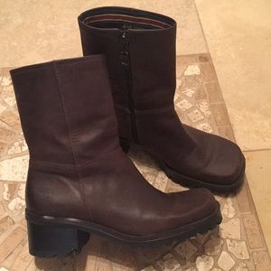 👢Tommy Hilfiger Women's Leather Boots